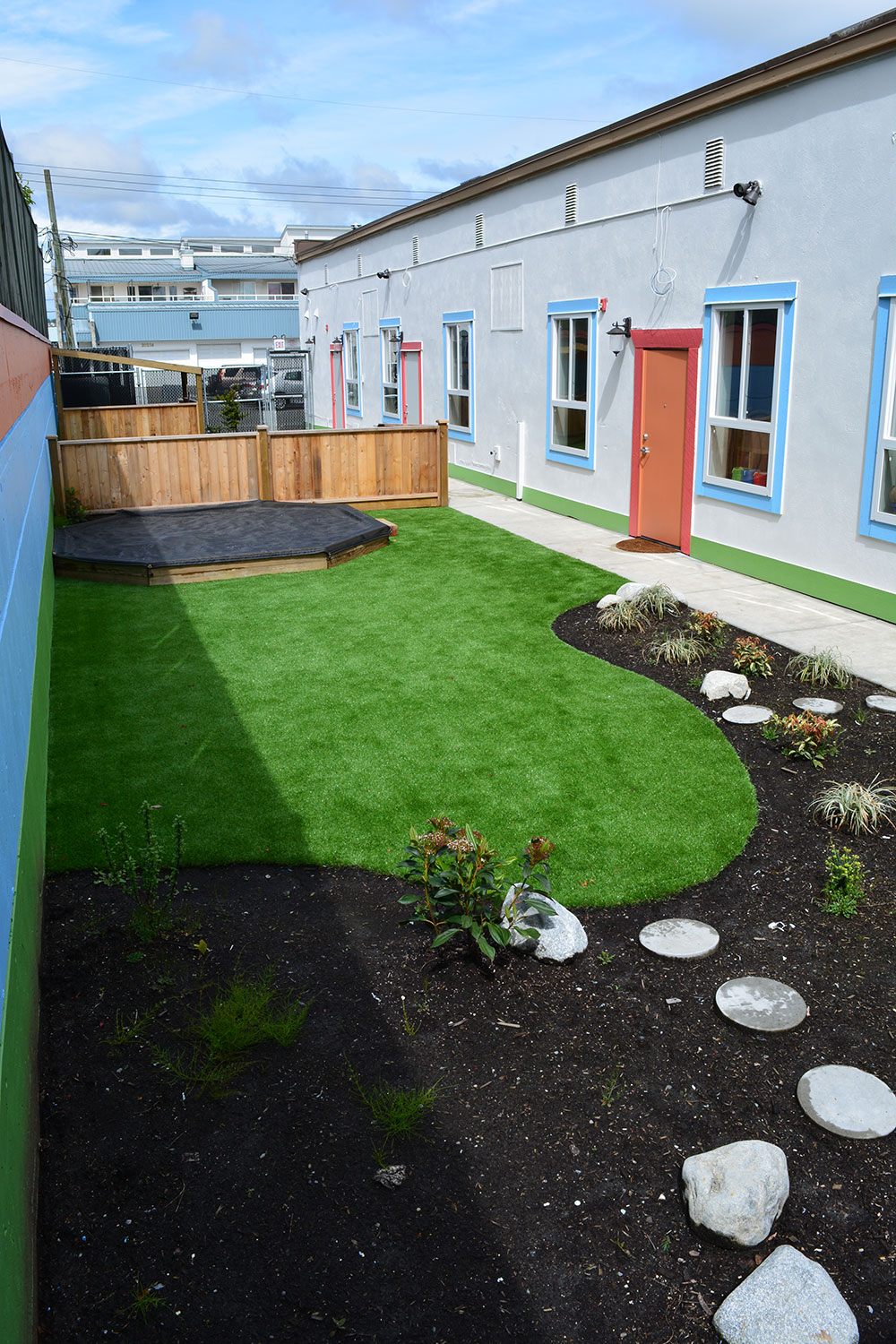 Childcare Center Landscapers: Building Safe and Educational Outdoor Play Areas for Kids in Langley, BC