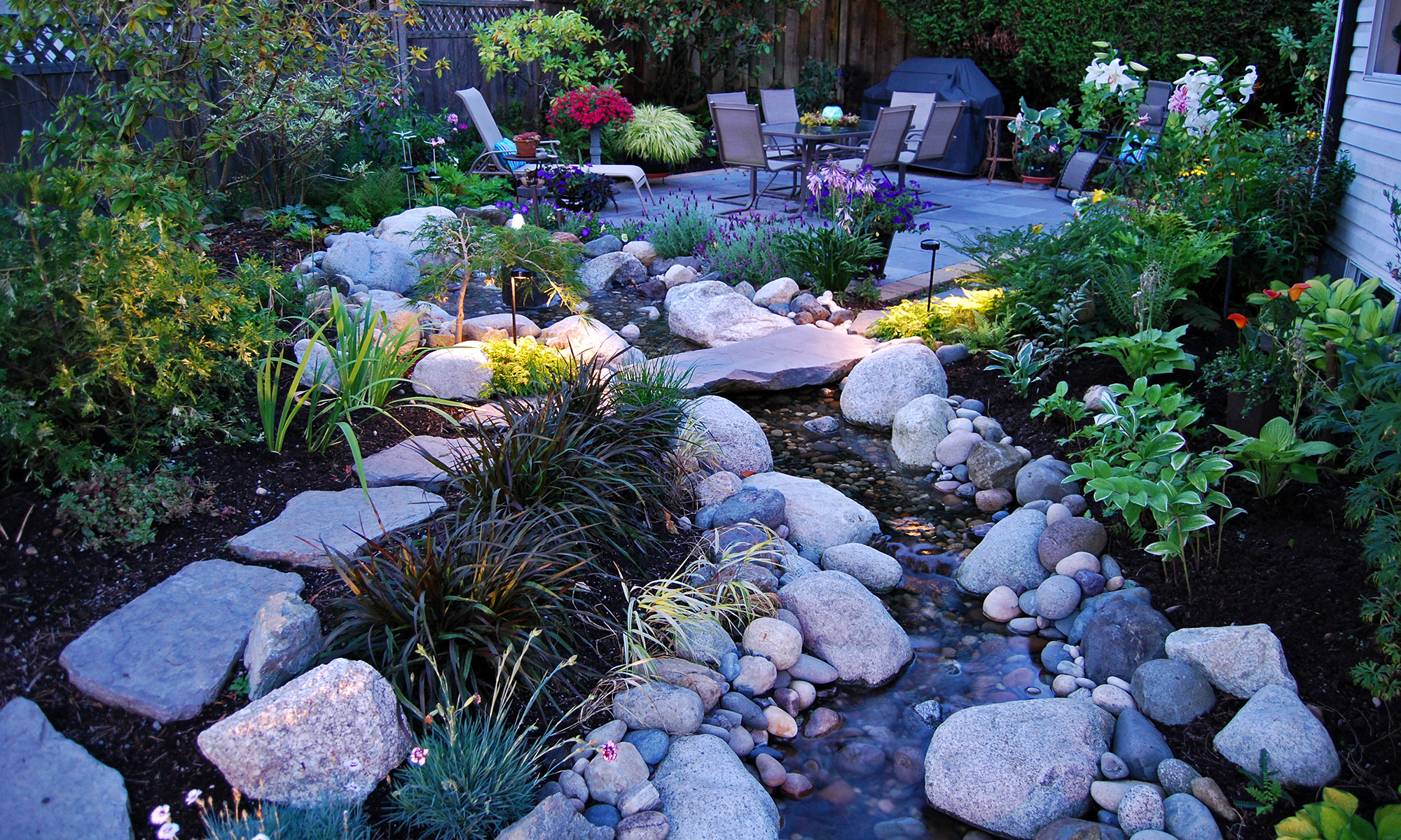Higher Ground, a landscaping company serving Langley, Surrey, and White Rock